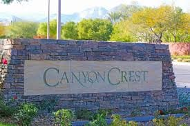Canyon Crest Summerlin Homes