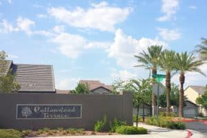 Cottonwood Terrace Townhomes Summerlin