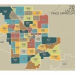 LAS VEGAS HOME APPRECIATION MAP