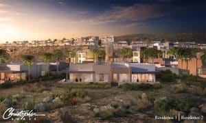 MacDonald Highlands Luxury Townhomes