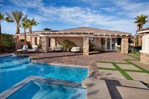 One Story Ranch Style Home Vegas