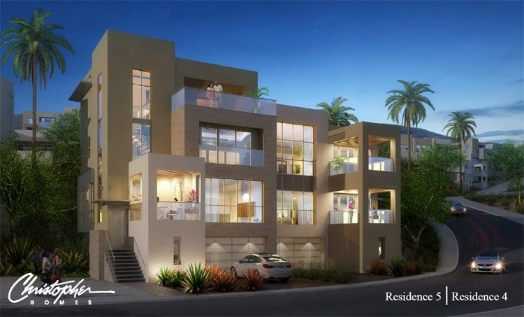 Macdonald Highlands Luxury Townhomes Re Max 702 508 8262