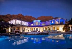 Las Vegas Homes Pool