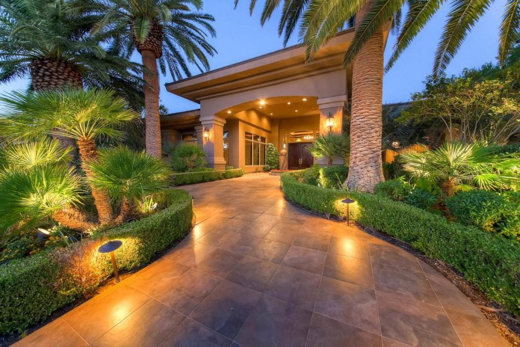 luxury estate houses