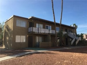 Four Plex for Sale Las Vegas