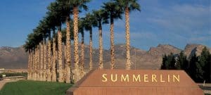 The Pueblo Summerlin Las Vegas Real Estate