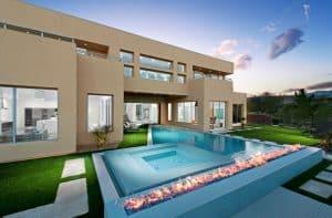 Pools Homes Las Vegas NV