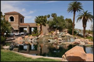 gated communities clark county nv