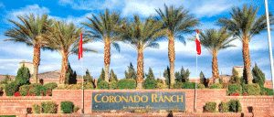 Coronado Ranch Homes Las Vegas