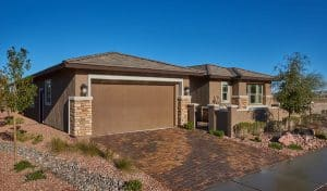 One Story Ranch Style Homes Las Vegas