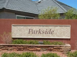 Parkside Townhomes Summerlin Centre