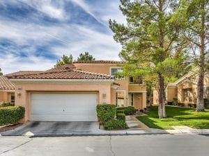 Summertrail Summerlin Village Townhomes