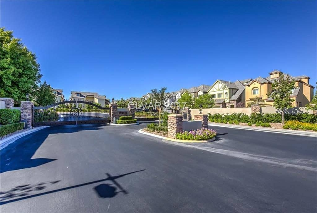homes for sale gated community