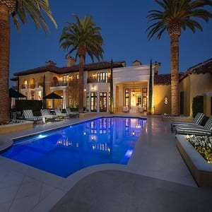 Million Dollar Homes Las Vegas NV