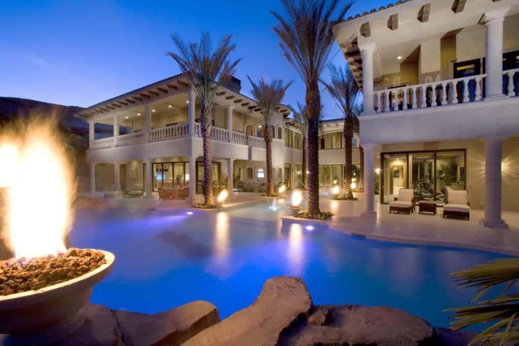 Million dollar real estate las vegas 3m 5m 702 508 for Million dollar homes for sale in las vegas