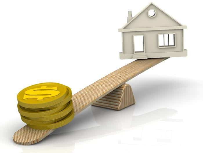 LV Home Prices Under Record Peak Levels