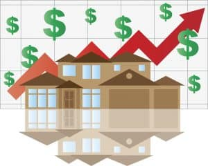 Home Prices Climbing