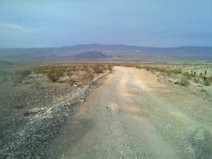 Southern Nevada Mineral Claim