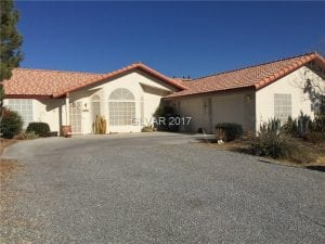 Calvada Valley Pahrump NV Homes