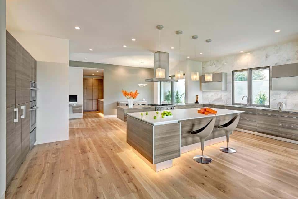 Contemporary Modern Home Designs Dominate Market