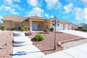Crystalaire Estates Pahrump NV Homes