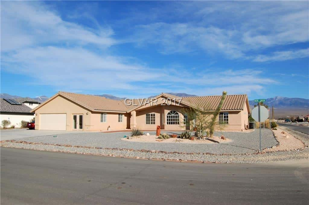 Pahrump To Las Vegas >> Desert Trails Pahrump Nv Homes Re Max 1 Listing Agent 702