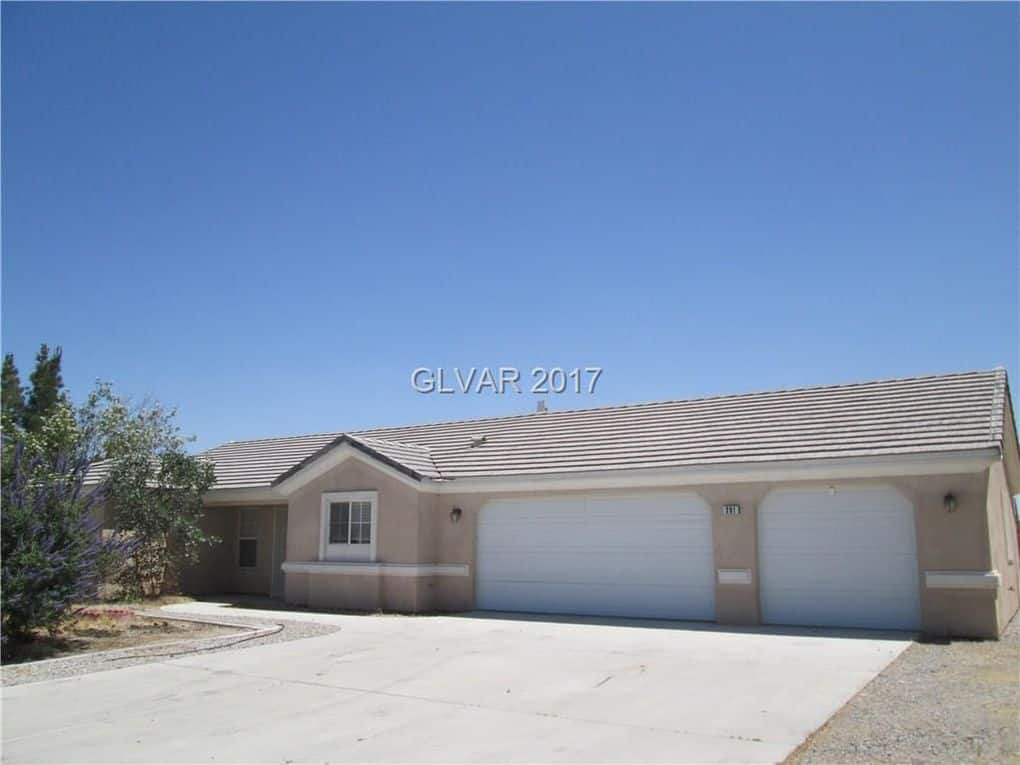Homes For Sale In Pahrump Nv