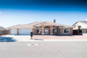 Rancho Vista Estates Pahrump NV Homes