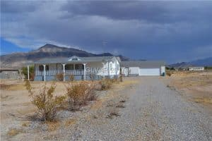 Valley View Acres Pahrump NV Homes