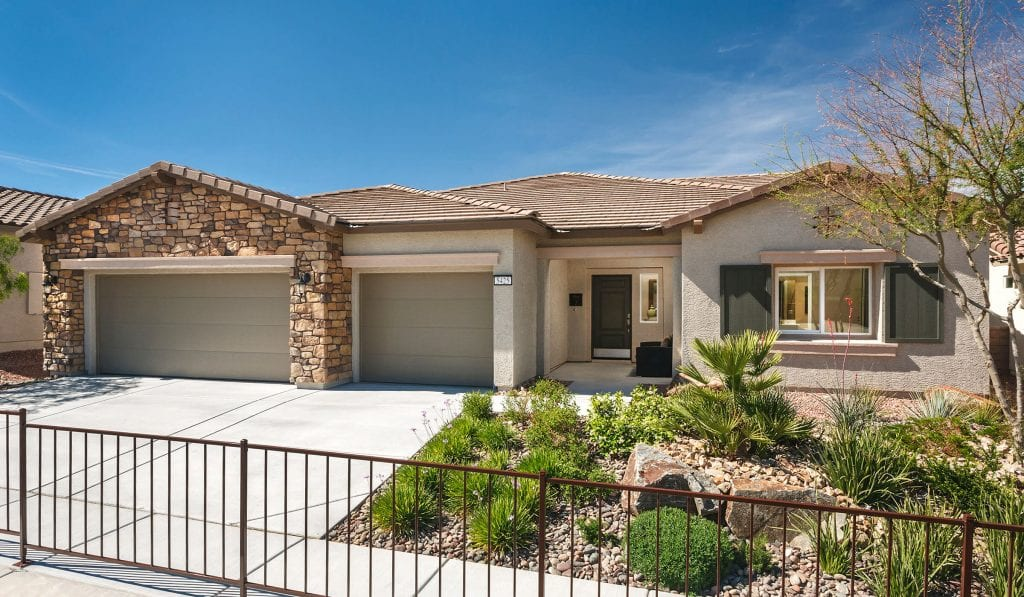 New Homes For Sale In Pahrump