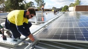 are free solar panels really free