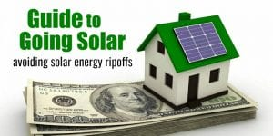 solar panel rip offs