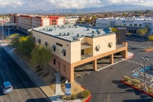 LAS VEGAS COMMERCIAL REAL ESTATE MARKET