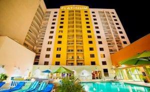 The Platinum Las Vegas Condo Hotel